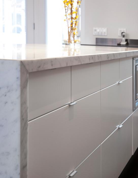 Дверцы кухонной мебели от Икеа - 4