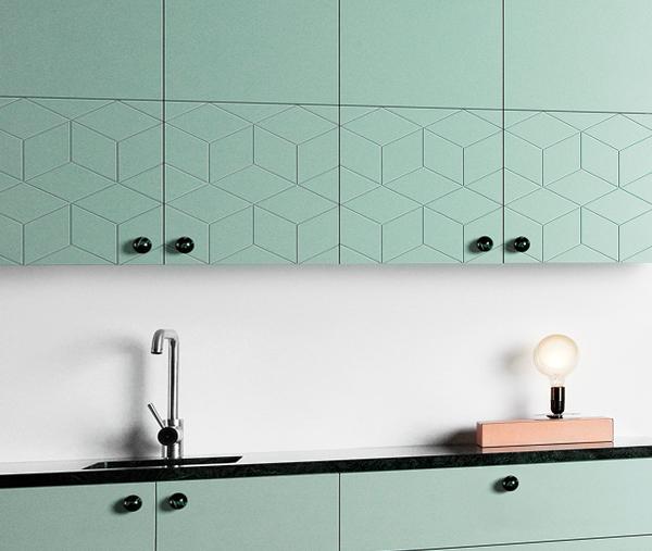 Фронтальные панели кухонной мебели от Икеа - 4