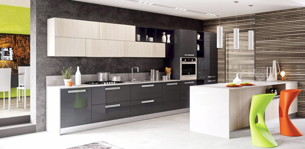 Кухонная мебель от Икеа (линейная планировка) - 3