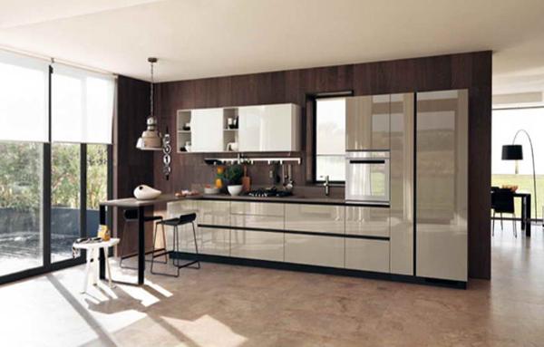 Кухонная мебель от Икеа (линейная планировка) - 4