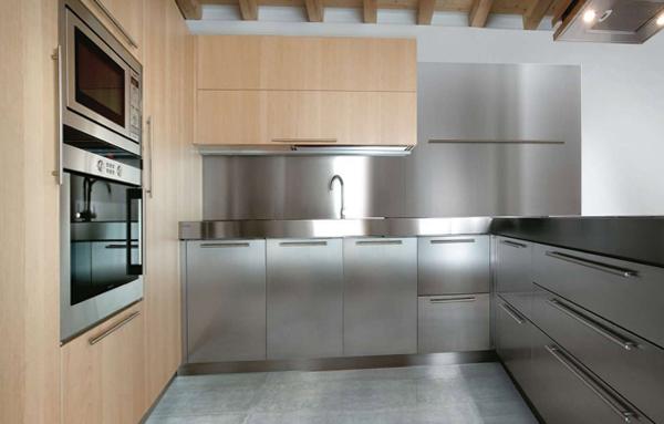 Кухонная мебель от Икеа (Металлическая) - 2