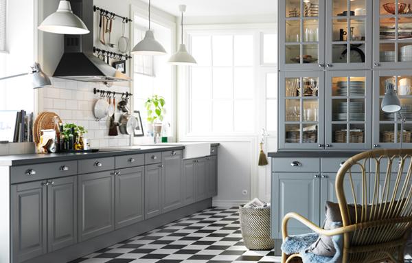 Кухонная мебель от Икеа (Напольные шкафы) – 1