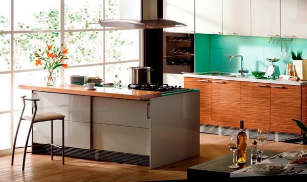 Кухонная мебель от Икеа (остравная планировка) - 2