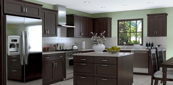 Кухонная мебель от Икеа (остравная планировка) - 3