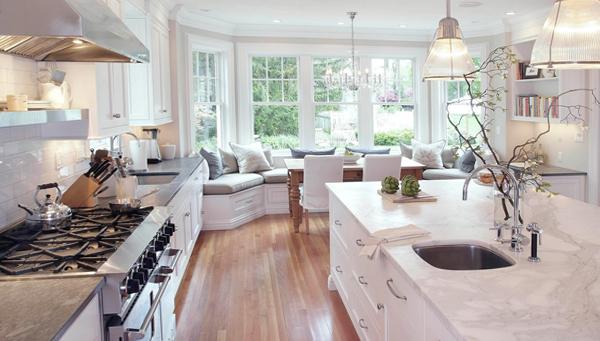 Кухонная мебель от Икеа (остравная планировка) - 4