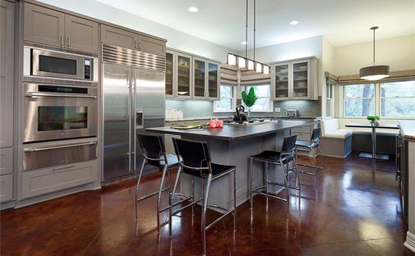 Кухонная мебель от Икеа (остравная планировка) - 5