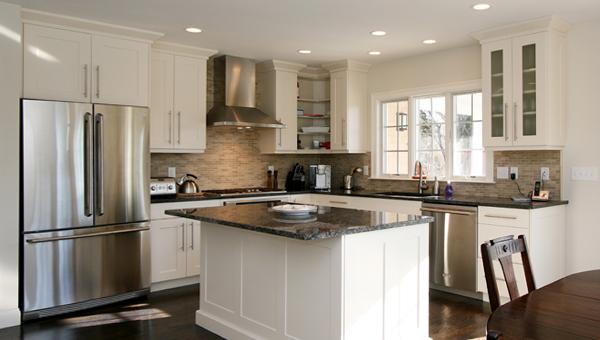 Кухонная мебель от Икеа (остравная планировка) - 6
