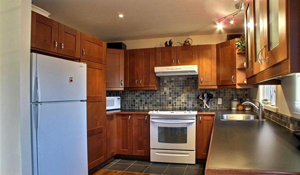 Кухонная мебель от Икеа (П-образная планировка) - 5