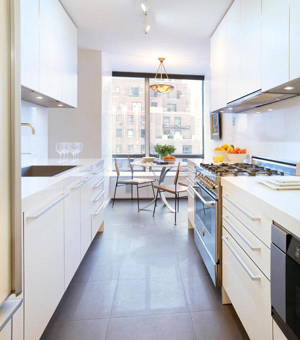 Кухонная мебель от Икеа (параллельная планировка) - 2