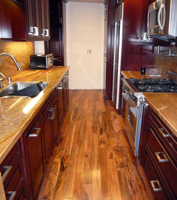 Кухонная мебель от Икеа (параллельная планировка) - 3