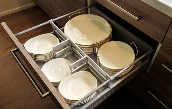 Разделители для ящиков в кухонной мебели от Икеа – 1