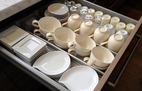 Разделители для ящиков в кухонной мебели от Икеа - 2