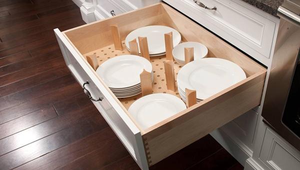 Разделители для ящиков в кухонной мебели от Икеа – 5
