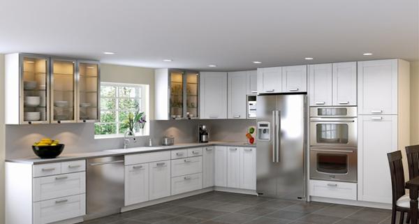 Угловая кухня от Икеа - 3
