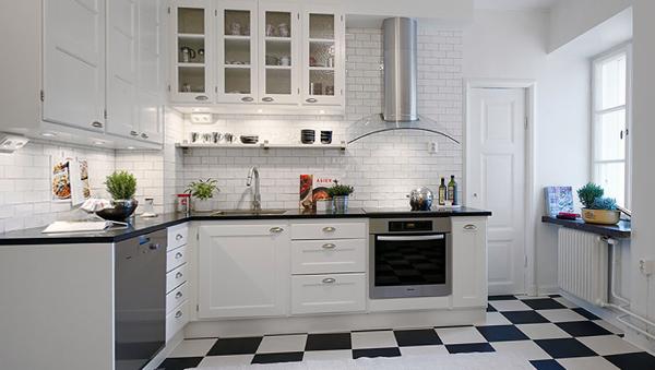Угловая кухня от Икеа - 6