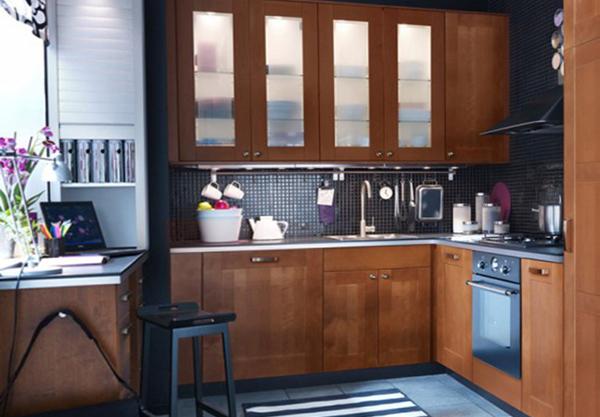 Кухонная мебель от Икеа (угловая) - 10