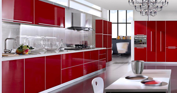 Яркая кухня от Икеа - 5