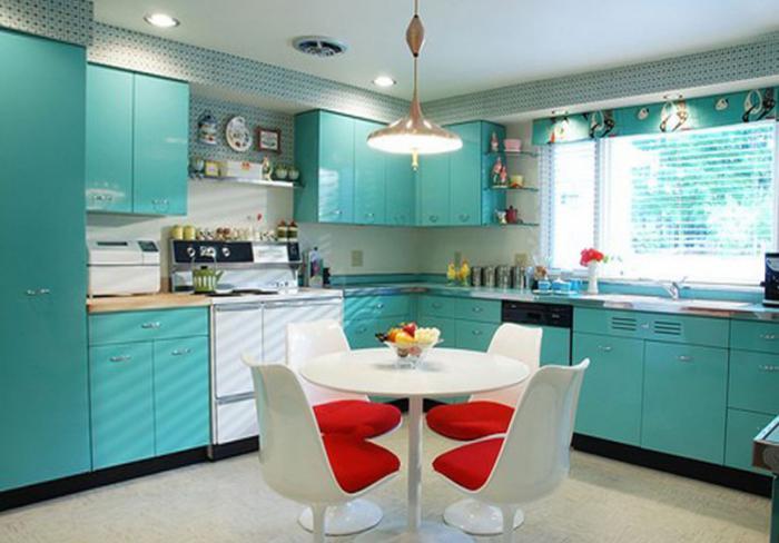 Кухонные столы – фото 7