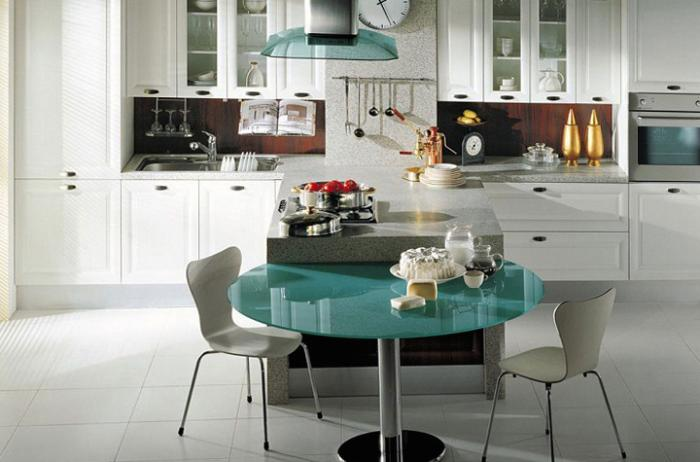 Кухонные столы – фото 8