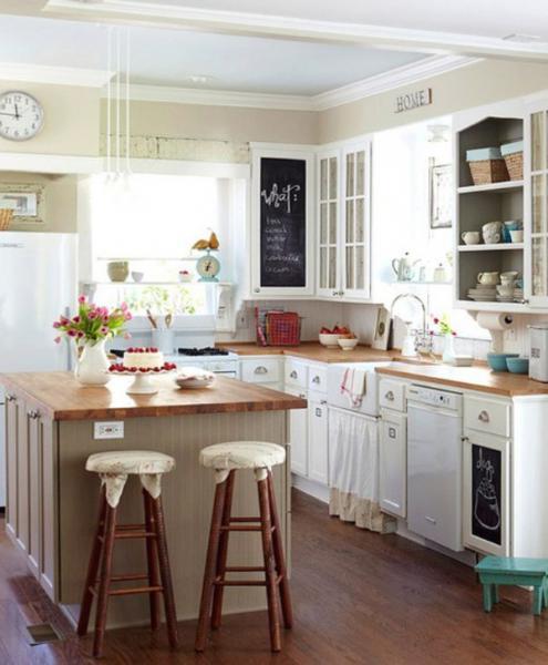 Кухонные столы – фото 9