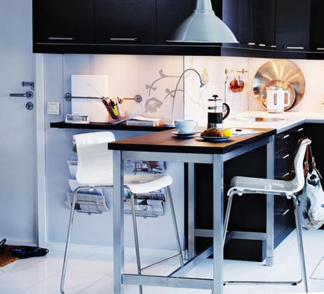 Кухонные столы – фото 10