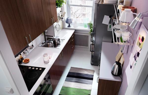 Кухонный гарнитур (5-6 кв.м) -2