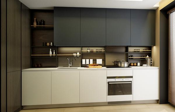 Кухонный гарнитур (8-9 кв.м) – 3
