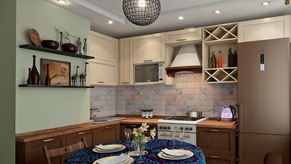 Кухонный гарнитур (этника) – 1