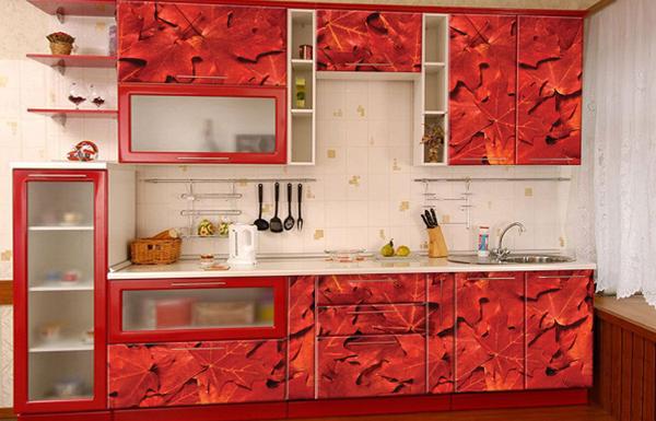 Кухонный гарнитур (фасады) – 1