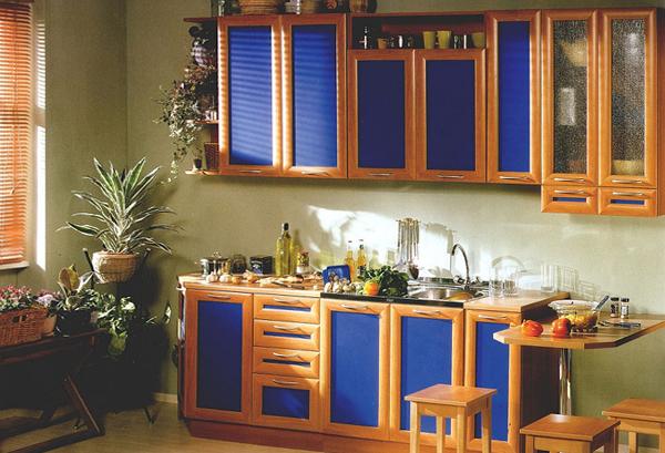Кухонный гарнитур (фасады) – 2