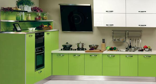 Кухонный гарнитур (линейная планировка) – 1