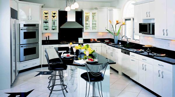 Кухонный гарнитур (линейная планировка) – 2