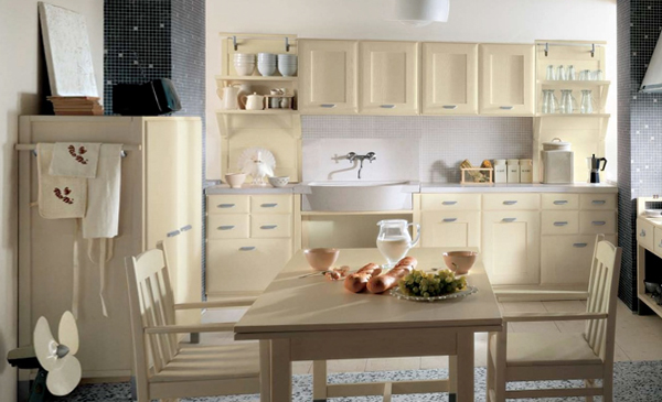 Кухонный гарнитур (кантри) – 1