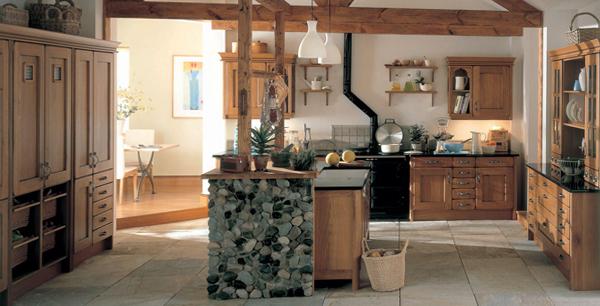 Кухонный гарнитур (кантри) – 2