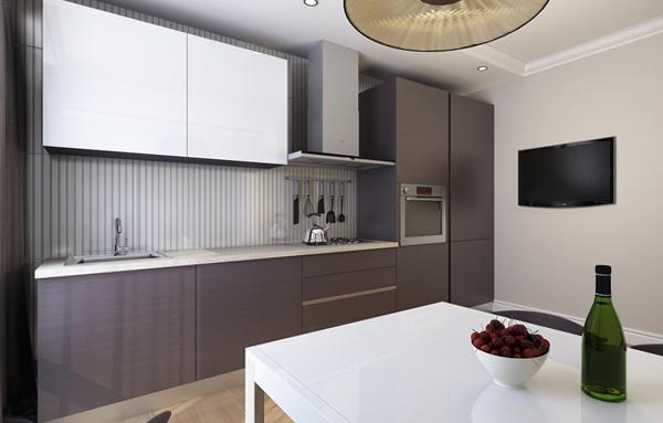 Кухонный гарнитур (минимализм) – 1