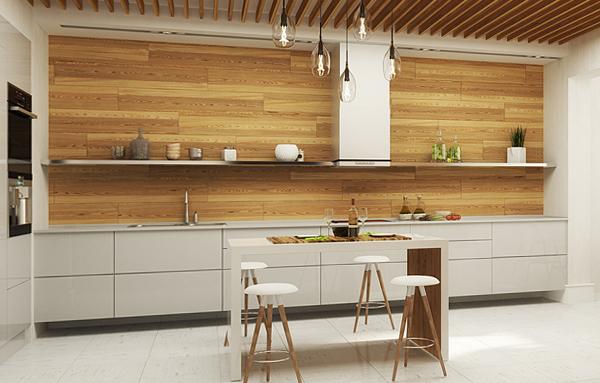 Кухонный гарнитур (минимализм) – 2