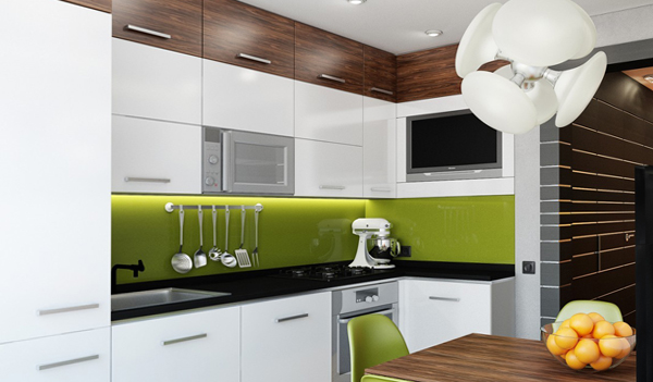 Кухонный гарнитур (минимализм) – 3