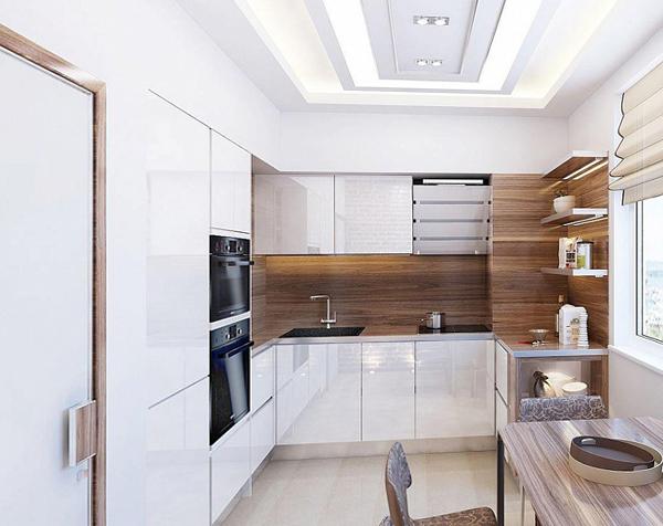 Кухонный гарнитур (минимализм) – 5
