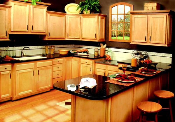 Кухонный гарнитур (П-образная планировка) – 3