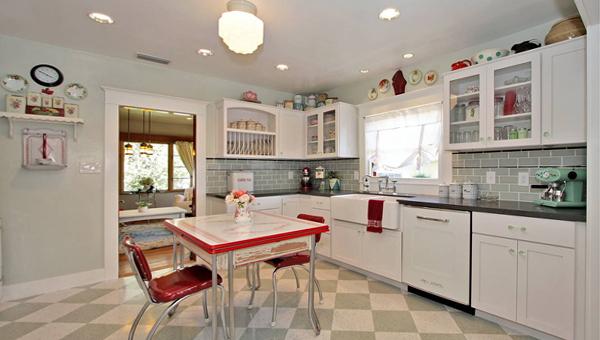 Кухонный гарнитур (ретро) – 2