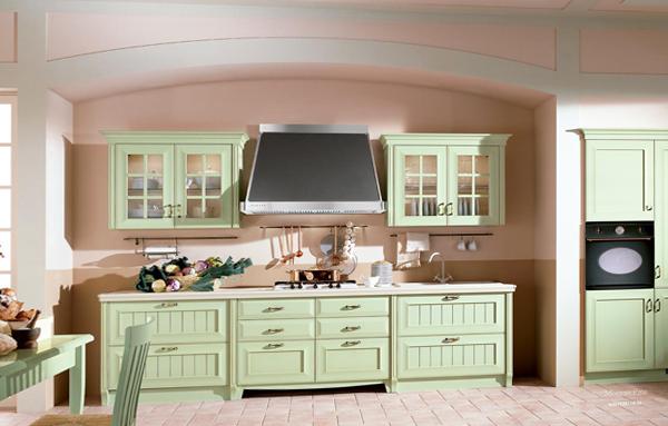 Кухонная мебель (Вытяжка для кухни) – 1