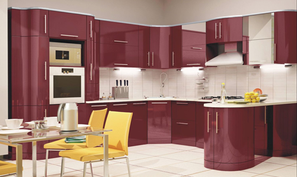 Кухонный гарнитур (Встраиваемая техника) – 2