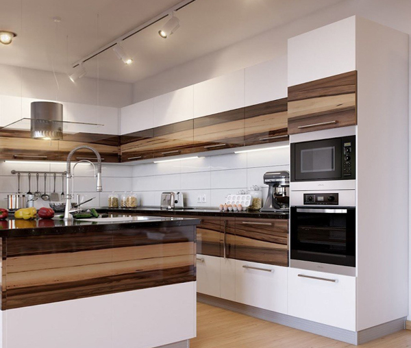 Кухонный гарнитур (Встраиваемая техника) – 3