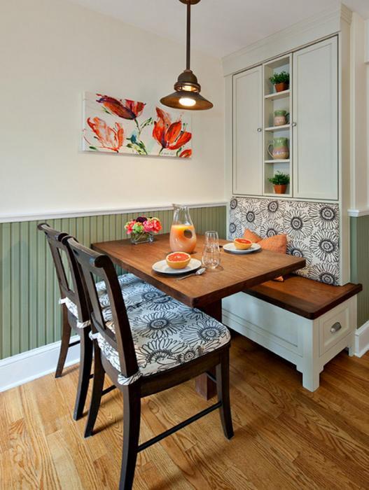 Кухонный диван – 3