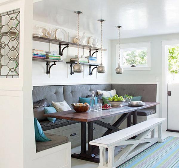 Кухонный диван – 4