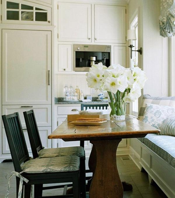 Кухонный диван (линейный) - 1