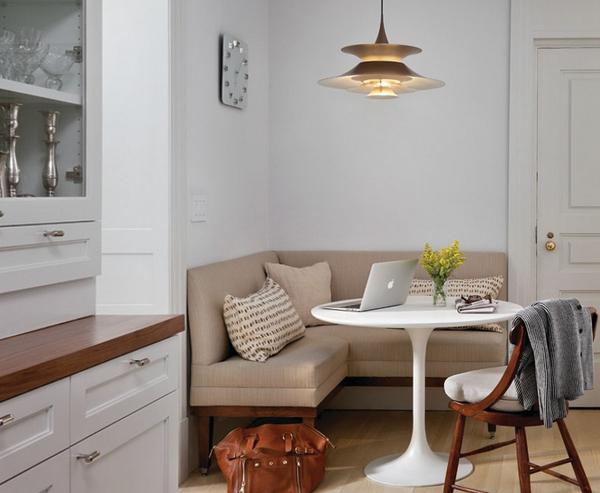 Дизайн кухонного уголка
