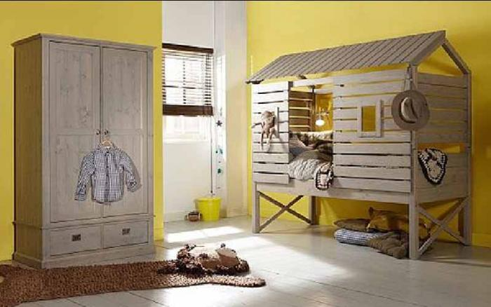 Handmade детской комнаты