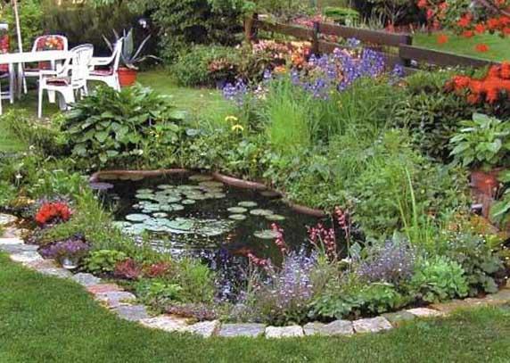 Как обустроить весь садовый участок 2