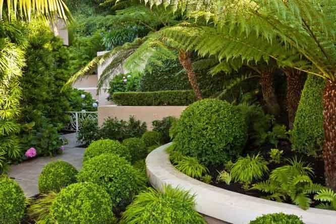 Как обустроить весь садовый участок 7